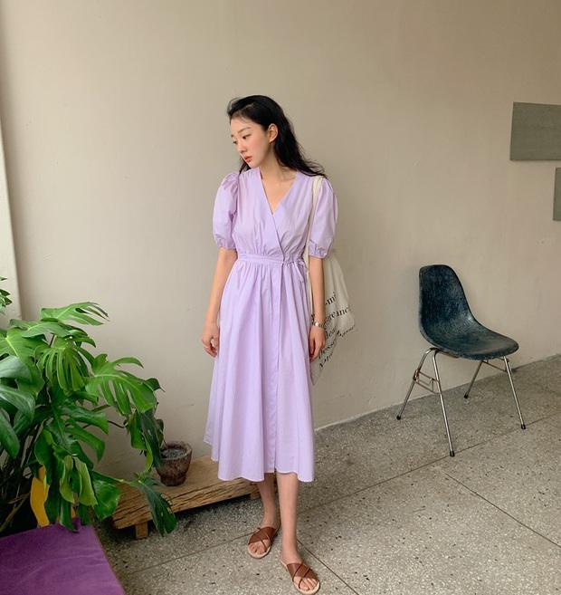 Nắng nóng kinh hoàng, nàng công sở muốn diện váy cho mát thì hãy ưu tiên 5 kiểu thanh lịch và xinh tươi hết ý sau - Ảnh 6.