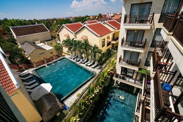 7 khách sạn, resort 4 sao ở Hội An có giá dưới 1 triệu VNĐ/đêm: Cơ hội vàng cho những ai thích sống chậm giữa lòng phố cổ bình yên - Ảnh 7.