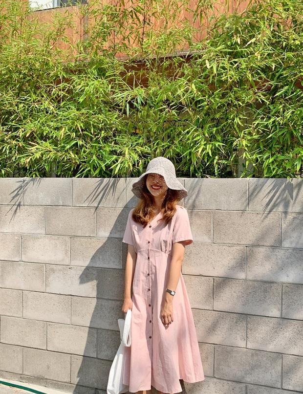 Nắng nóng kinh hoàng, nàng công sở muốn diện váy cho mát thì hãy ưu tiên 5 kiểu thanh lịch và xinh tươi hết ý sau - Ảnh 8.