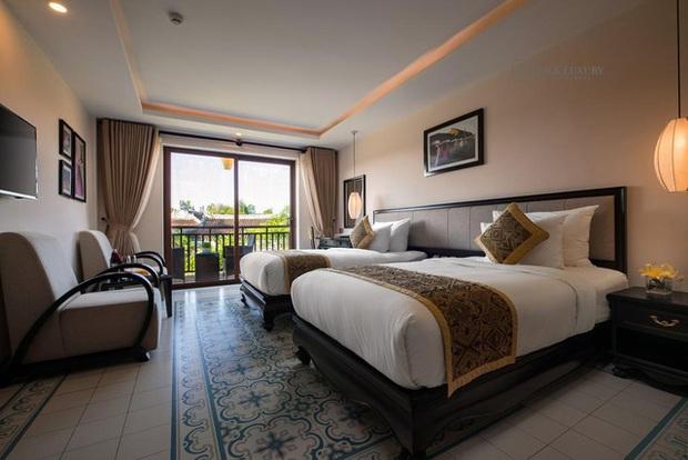 7 khách sạn, resort 4 sao ở Hội An có giá dưới 1 triệu VNĐ/đêm: Cơ hội vàng cho những ai thích sống chậm giữa lòng phố cổ bình yên - Ảnh 9.