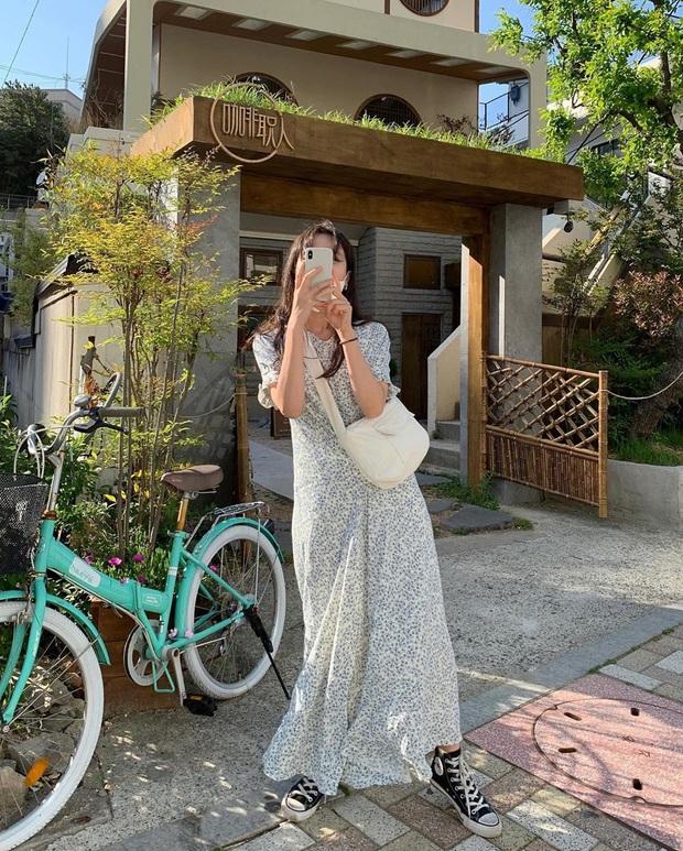 Nắng nóng kinh hoàng, nàng công sở muốn diện váy cho mát thì hãy ưu tiên 5 kiểu thanh lịch và xinh tươi hết ý sau - Ảnh 9.