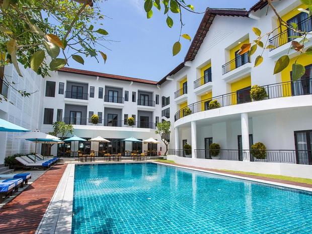 7 khách sạn, resort 4 sao ở Hội An có giá dưới 1 triệu VNĐ/đêm: Cơ hội vàng cho những ai thích sống chậm giữa lòng phố cổ bình yên - Ảnh 10.