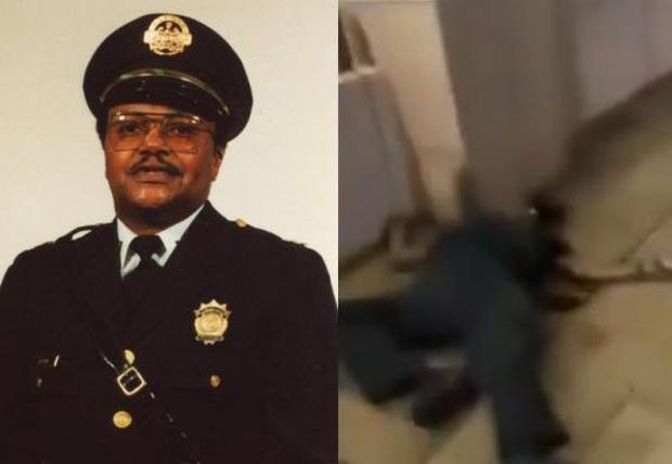 Ngăn người bạo loạn cướp bóc, cựu sĩ quan Mỹ bị sát hại thương tâm - Ảnh 1.