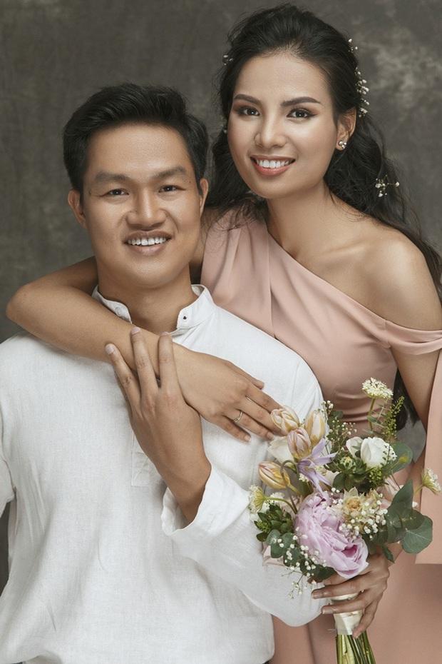 Thêm 1 cựu thí sinh Next Top, Hoa hậu Hoàn vũ lên xe hoa: Đối thủ một thời của HHen Niê, Hoàng Thùy, Mâu Thủy... - Ảnh 13.