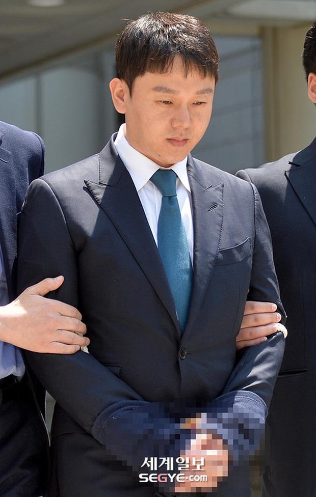 NÓNG: Chồng nữ diễn viên Park Han Byul thừa nhận môi giới mại dâm, biển thủ trong bê bối lớn nhất lịch sử Burning Sun - Ảnh 1.
