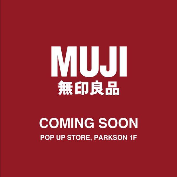HOT: Muji sắp mở store đầu tiên tại Việt Nam thật rồi, còn chung 1 địa điểm với Uniqlo nữa này - Ảnh 2.