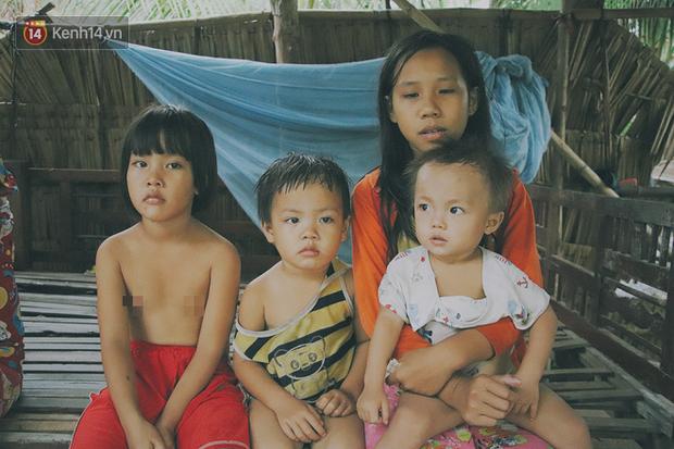 Bị chỉ trích do đẻ quá nhiều con, người mẹ khờ xúc động vì nhận được giúp đỡ, hứa triệt sản sau khi sinh bé thứ 6 - Ảnh 6.