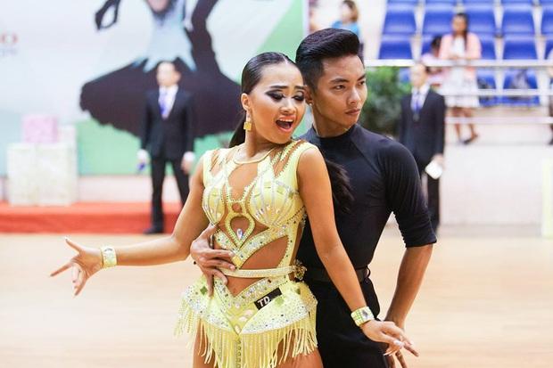 Nữ chính tập 9 Người ấy là ai: Bốc lửa trên sàn nhảy dance sport nhưng lại cực dịu dàng ở ngoài đời - Ảnh 4.