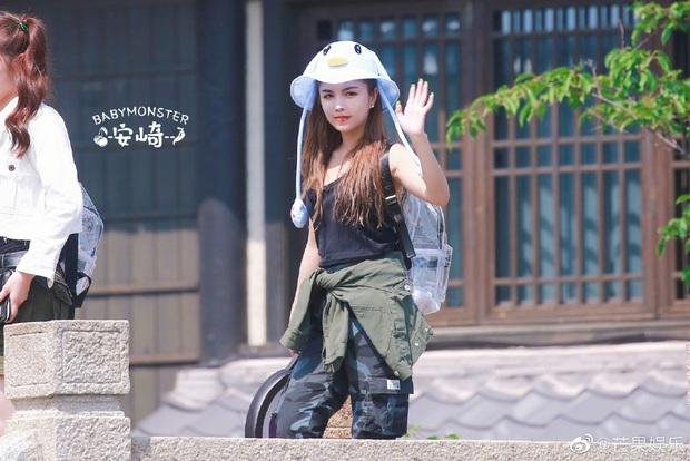 Quân đoàn THE9 rầm rập quay show: Sốc visual vì công chúa Khổng Tuyết Nhi, Ngu Thư Hân - Triệu Tiểu Đường cute xỉu - Ảnh 15.