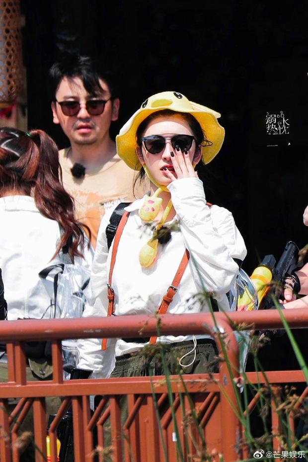 Quân đoàn THE9 rầm rập quay show: Sốc visual vì công chúa Khổng Tuyết Nhi, Ngu Thư Hân - Triệu Tiểu Đường cute xỉu - Ảnh 16.