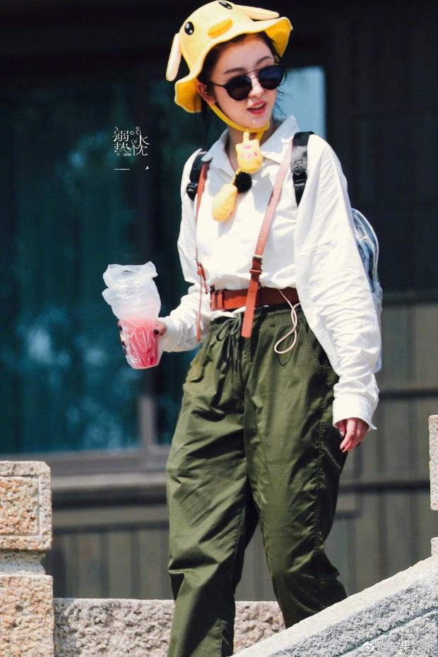 Quân đoàn THE9 rầm rập quay show: Sốc visual vì công chúa Khổng Tuyết Nhi, Ngu Thư Hân - Triệu Tiểu Đường cute xỉu - Ảnh 17.