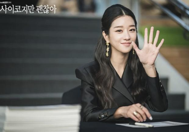 """Nếu không nhờ visual xinh mê hồn thì Seo Ye Ji (Điên Thì Có Sao) hẳn đã lao đao với 4 màu son """"dìm sắc"""" này - Ảnh 1."""