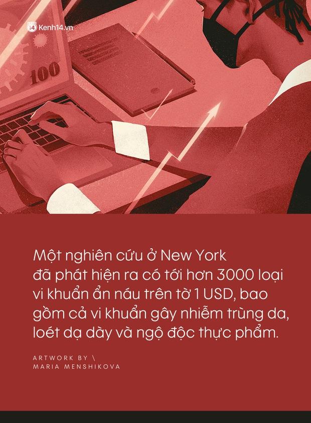Chuyện kể của tiền vô hình: Vì sao cả thế giới đang cố gắng xóa sổ tiền mặt? - Ảnh 4.