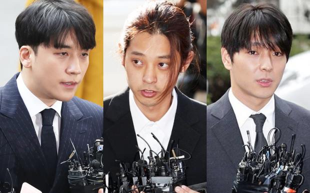 5 diễn viên Hàn lên bờ xuống ruộng vì tin đồn: Song Joong Ki ăn đủ vì tình, Lee Dong Wook - Go Jun Hee dính bê bối rúng động - Ảnh 5.