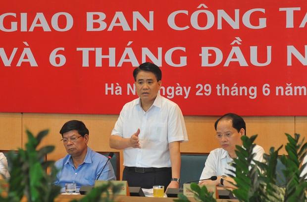 Chủ tịch Hà Nội: Tuyệt đối không được cắt điện, nước ngày nắng nóng dù người dân có thể chậm trễ đóng tiền - Ảnh 1.
