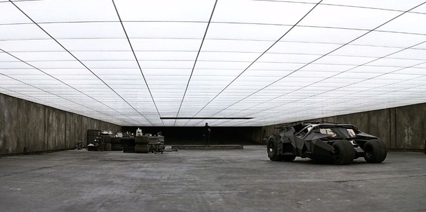 Phát hiện động trời về địa điểm quay MV mới của Sơn Tùng M-TP: Hình như sếp mượn tạm nhà Batman? - Ảnh 4.