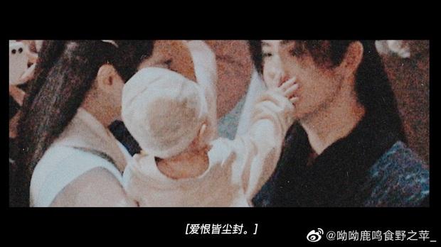 La Vân Hi và Trần Phi Vũ siêu tình tứ tại loạt ảnh ba ngọn nến lung linh ở hậu trường phim đam mỹ  - Ảnh 6.