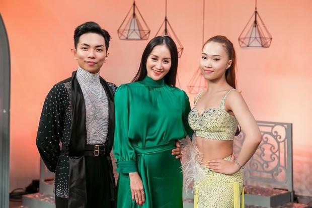 Trước khi trở thành cô trò, Khánh Thi & nữ chính Người ấy là ai đều là bạn gái cũ của kiện tướng dance sport Chí Anh - Ảnh 9.