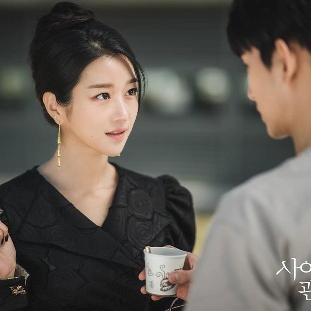 """Nếu không nhờ visual xinh mê hồn thì Seo Ye Ji (Điên Thì Có Sao) hẳn đã lao đao với 4 màu son """"dìm sắc"""" này - Ảnh 2."""