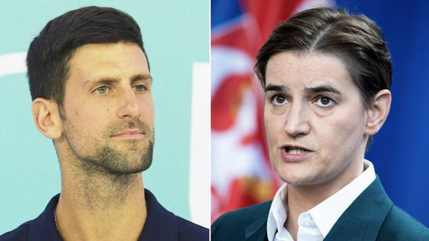 Giữa tâm bão bị chỉ trích, tay vợt số 1 thế giới vẫn được một nhân vật cực VIP đứng ra nhận lỗi thay - Ảnh 1.
