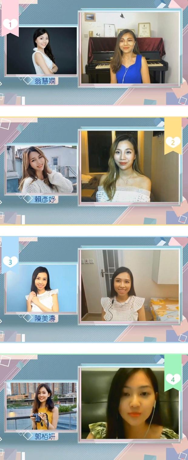 Từ mạng ảo ra đời thực, Hoa hậu Hong Kong 2020 gây thất vọng tràn trề vì nhan sắc của dàn thí sinh - Ảnh 8.