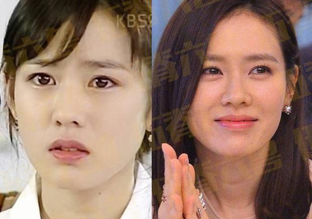 Loạt khoảnh khắc ngày ấy - bây giờ của 15 nữ thần Kbiz: Song Hye Kyo, Jeon Ji Hyun đều thay đổi, chỉ duy nhất Son Ye Jin lại được nhận xét thế này - Ảnh 16.