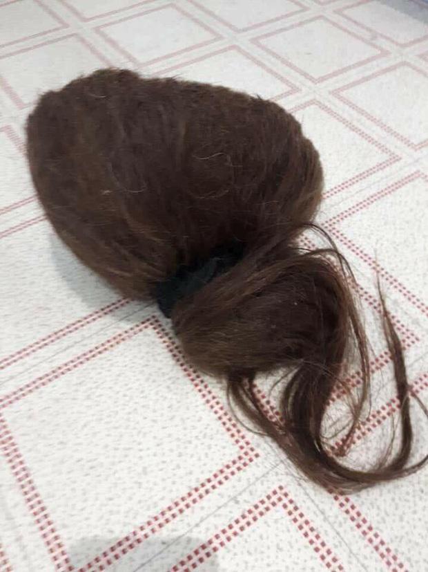 Mang mái tóc bết nhiều năm không cắt đến tiệm đòi phục hồi, cô gái gây choáng với tổ quạ trên đầu, hình ảnh sau tân trang khiến ai cũng ngỡ ngàng - Ảnh 3.