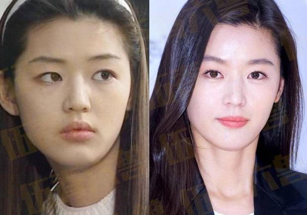 Loạt khoảnh khắc ngày ấy - bây giờ của 15 nữ thần Kbiz: Song Hye Kyo, Jeon Ji Hyun đều thay đổi, chỉ duy nhất Son Ye Jin lại được nhận xét thế này - Ảnh 5.