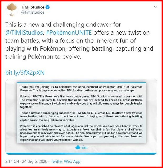 Studio phát triển Liên Quân Mobile hứng chỉ trích thậm tệ, dự án Pokémon Unite bị chê là rác - Ảnh 4.