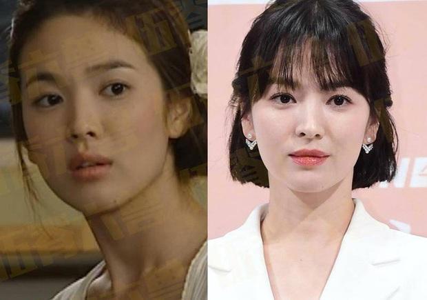Loạt khoảnh khắc ngày ấy - bây giờ của 15 nữ thần Kbiz: Song Hye Kyo, Jeon Ji Hyun đều thay đổi, chỉ duy nhất Son Ye Jin lại được nhận xét thế này - Ảnh 6.