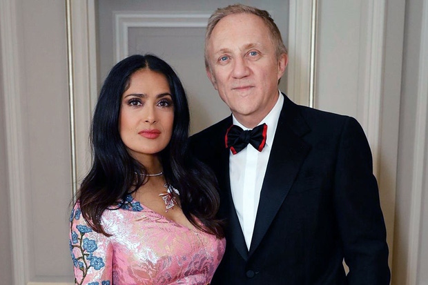 Vợ minh tinh của ông trùm thời trang thế giới: Nổi tiếng nhờ cảnh khỏa thân, cuộc gặp với tỷ phú tới hôn lễ được Tổng thống chúc phúc - Ảnh 3.