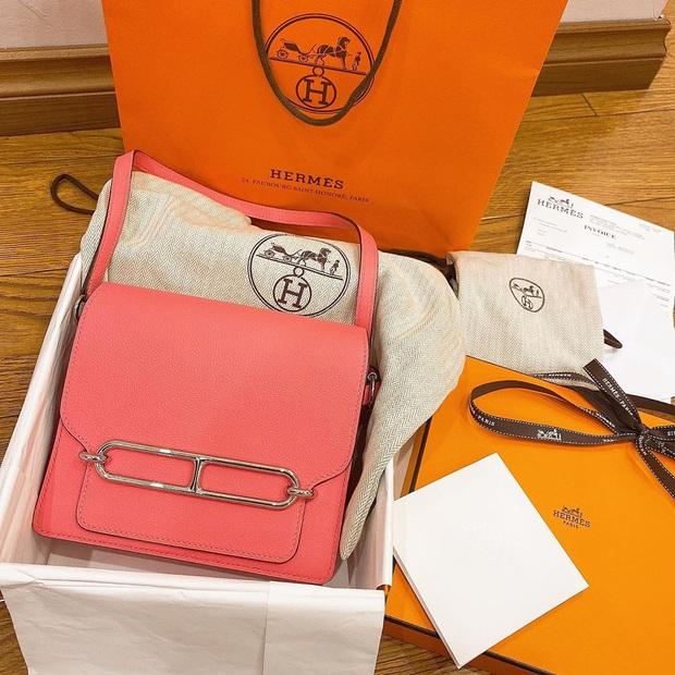 Bó cẩn như Quỳnh Anh: Thân chinh ra store để mua túi Hermès Birkin, đảm bảo 100% không vớ phải hàng fake - Ảnh 3.