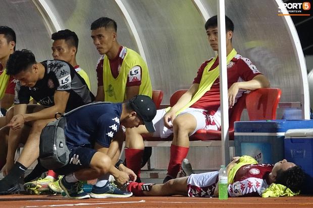 Võ Huy Toàn chấn thương nặng hơn dự kiến, cố thi đấu dù không có cảm giác bóng  - Ảnh 3.