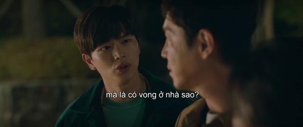 Mystic Pop-up Bar tập 5 siêu hot nhờ màn khẩu nghiệp của crush Sung Jae: Đến chó còn giúp người mà, hành động giống người chút đi! - Ảnh 11.