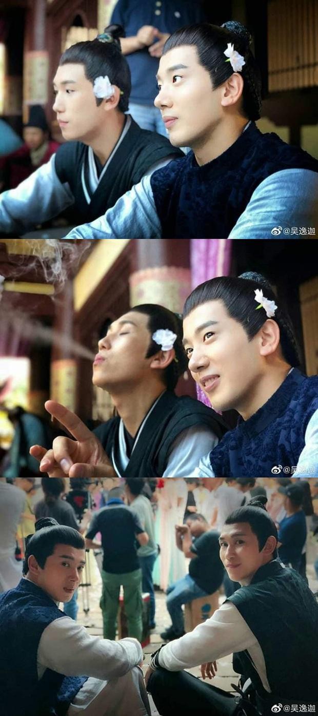 Cười lạc giọng với loạt hậu trường siêu nhây của Trần Thiên Thiên Trong Lời Đồn - Ảnh 1.