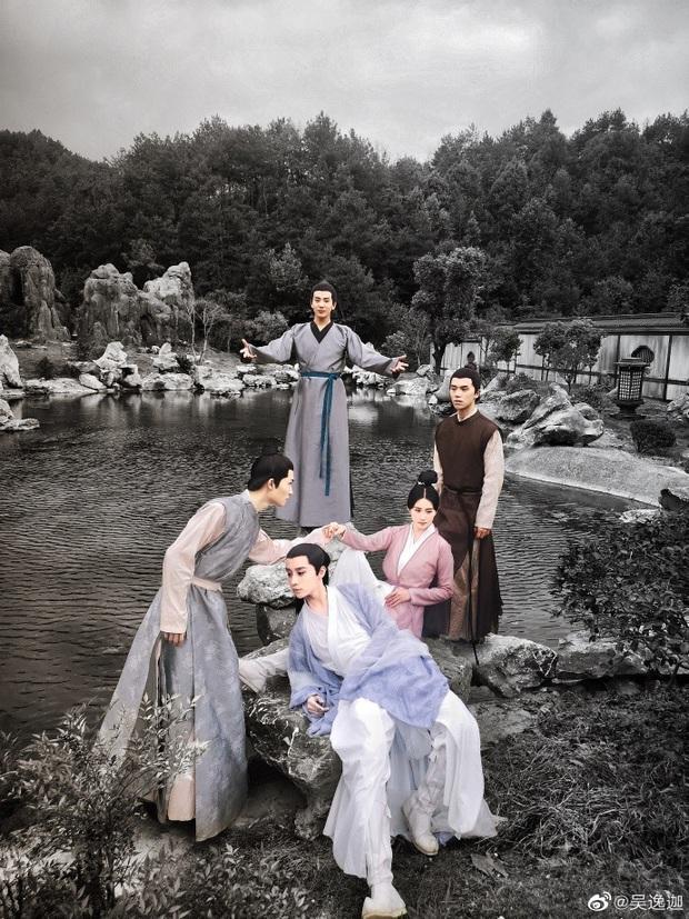 Cười lạc giọng với loạt hậu trường siêu nhây của Trần Thiên Thiên Trong Lời Đồn - Ảnh 13.