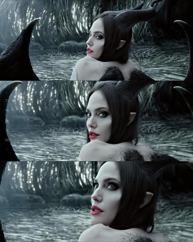 Đến chị em cũng phải mê mẩn trước nhan sắc của Angelina Jolie hồi xưa: Đẹp như một vị thần, khí chất quyến rũ ná thở - Ảnh 10.