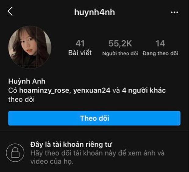 Huỳnh Anh unfollow Quang Hải, đăng story ẩn ý về chuyện mất đi tình yêu: Chuyện gì đang xảy ra? - Ảnh 3.
