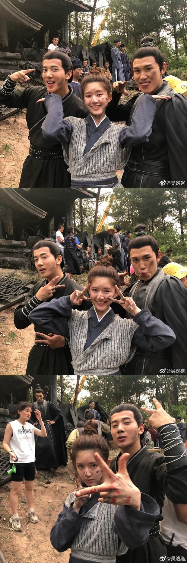 Cười lạc giọng với loạt hậu trường siêu nhây của Trần Thiên Thiên Trong Lời Đồn - Ảnh 5.