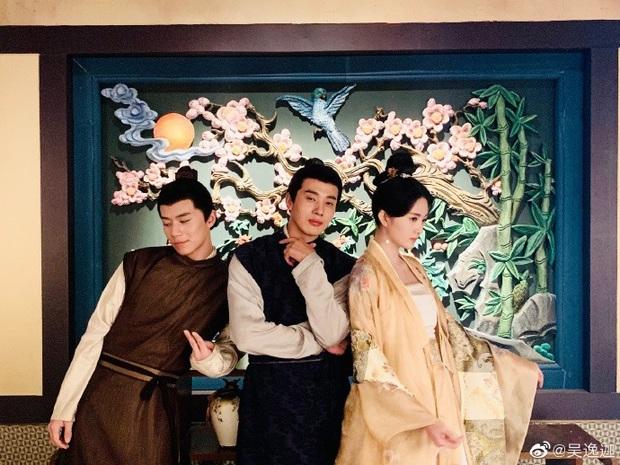 Cười lạc giọng với loạt hậu trường siêu nhây của Trần Thiên Thiên Trong Lời Đồn - Ảnh 11.
