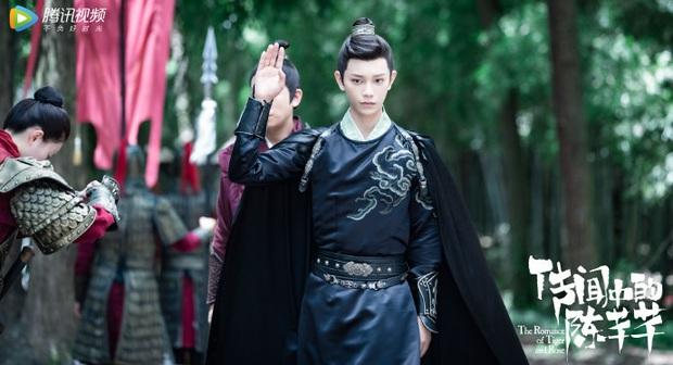 10 màn hắc hoá được lòng khán giả phim Trung: Đinh Vũ Hề hay Tiêu Chiến thì cũng chỉ vì tình mà ác - Ảnh 1.
