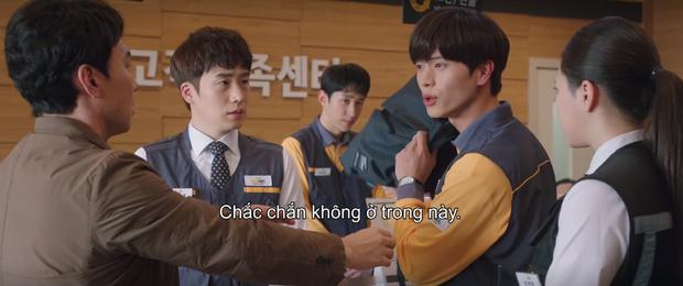 Mystic Pop-up Bar tập 5 siêu hot nhờ màn khẩu nghiệp của crush Sung Jae: Đến chó còn giúp người mà, hành động giống người chút đi! - Ảnh 15.