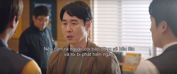 Mystic Pop-up Bar tập 5 siêu hot nhờ màn khẩu nghiệp của crush Sung Jae: Đến chó còn giúp người mà, hành động giống người chút đi! - Ảnh 16.