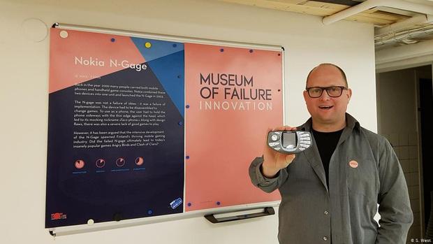 Lượn một vòng Museum Of Failure - nơi trưng bày những phát minh thất bại nhất thế giới - Ảnh 3.