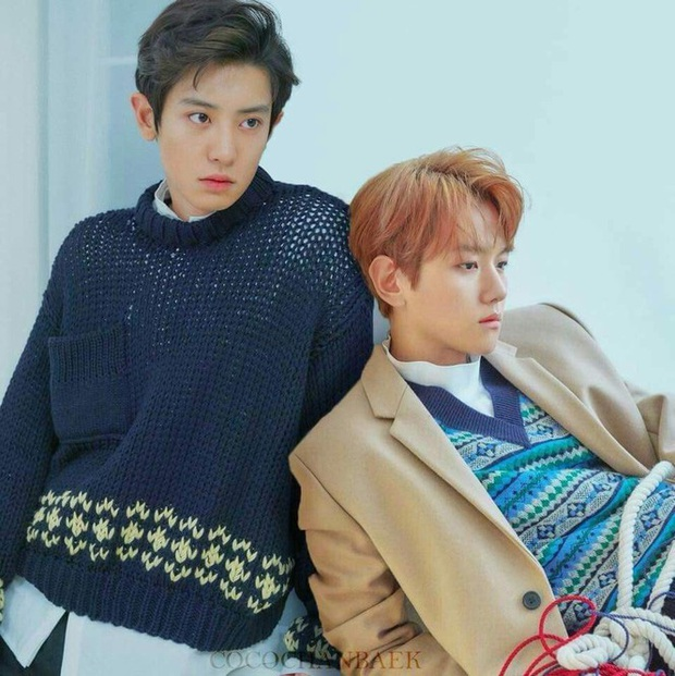 Chanyeol và Baekhuyn (EXO) đúng thánh spoil: Tự thông báo comeback, bật cho fan nghe nửa album mặc kệ SM khiến fan cười ngất - Ảnh 1.