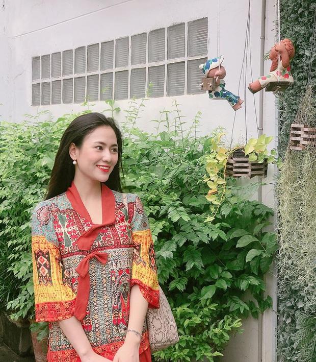 Gái xinh đào mỏ Những Ngày Không Quên Việt Hoa: Nhan sắc cực phẩm lại ngoan hiền khác hẳn trên phim - Ảnh 4.