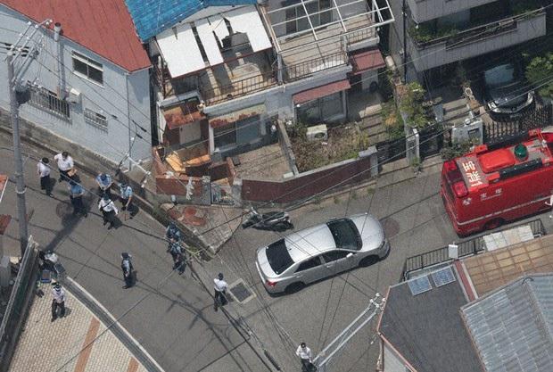 Nam sinh dùng nỏ bắn tử vong và bị thương 4 người trong gia đình gây chấn động Nhật Bản - Ảnh 1.