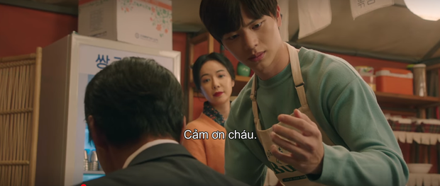 Mystic Pop-up Bar tập 5 siêu hot nhờ màn khẩu nghiệp của crush Sung Jae: Đến chó còn giúp người mà, hành động giống người chút đi! - Ảnh 9.