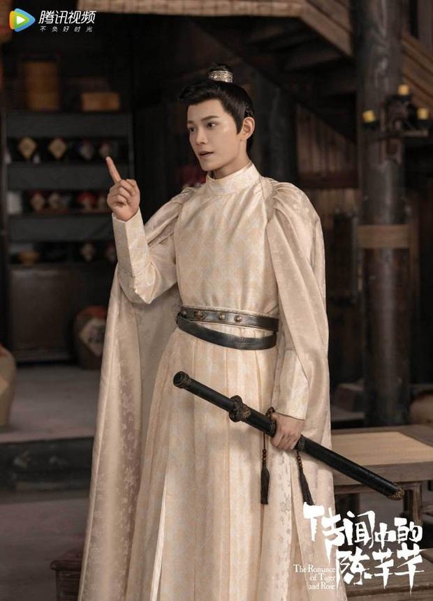 10 màn hắc hoá được lòng khán giả phim Trung: Đinh Vũ Hề hay Tiêu Chiến thì cũng chỉ vì tình mà ác - Ảnh 3.