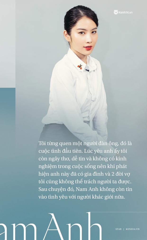 Nam Anh: Tôi yêu đơn phương chị Thanh Hằng - Ảnh 8.